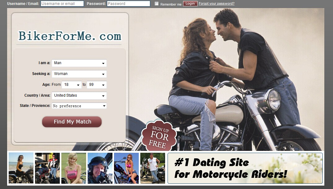 1 Dating Site For Motorcycle Riders  The Best Biker -5770